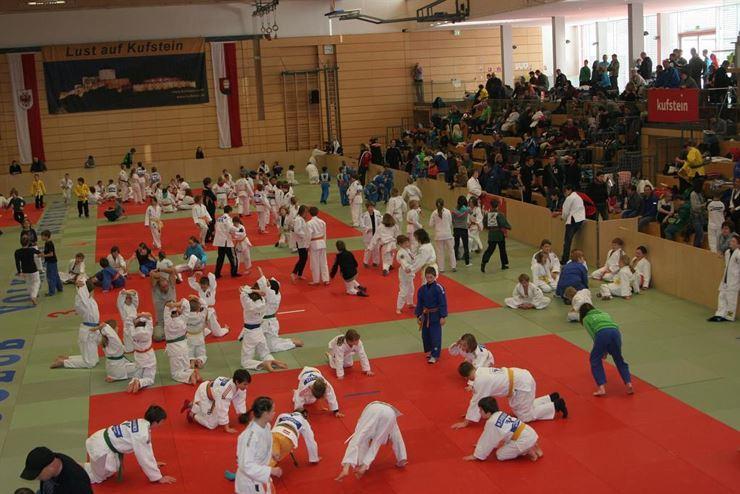 Int. easter judo tournament