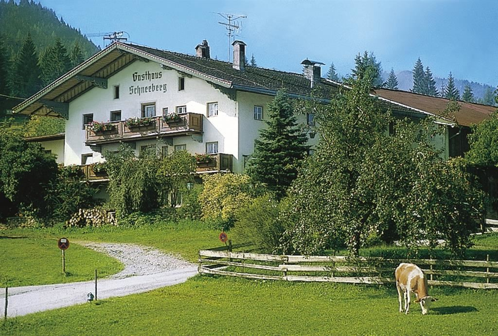 Mountain inn Schneeberg